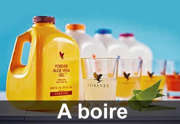 Gel à l'Aloe Vera à boire