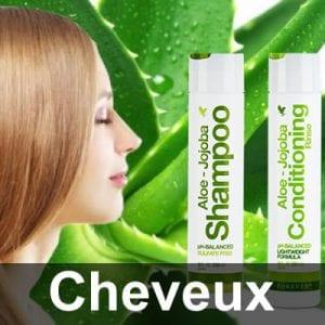 Gel Aloe Vera Cheveux