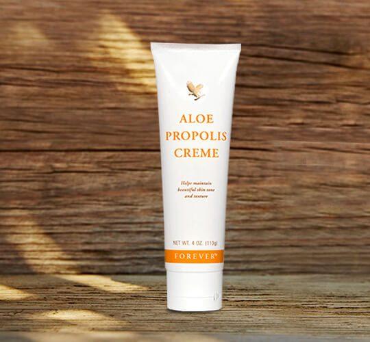 crème aloe vera propolis